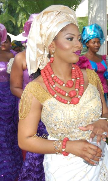 Chisom & Chete Igbo Nigerian Wedding | BellaNaija 2014 - 032