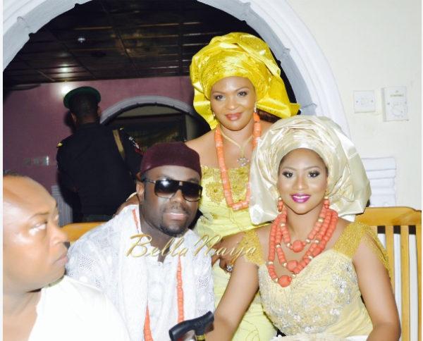 Chisom & Chete Igbo Nigerian Wedding | BellaNaija 2014 - 033
