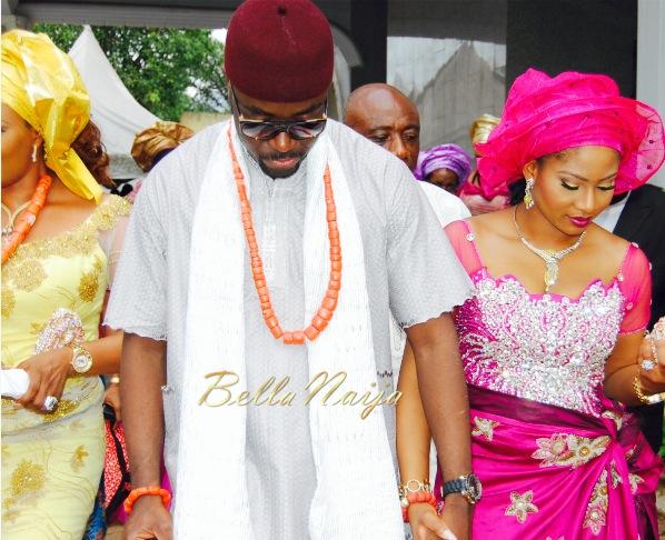 Chisom & Chete Igbo Nigerian Wedding | BellaNaija 2014 - 034