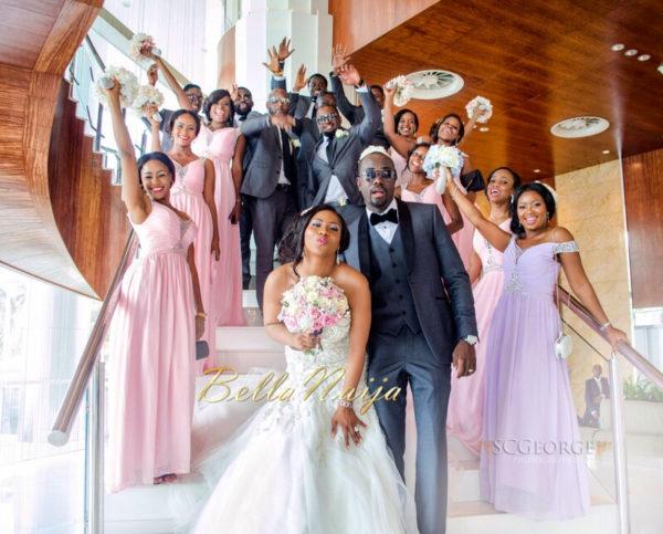 Chisom & Chete Igbo Nigerian Wedding | BellaNaija 2014 - 0393