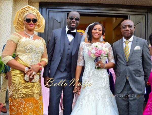 Chisom & Chete Igbo Nigerian Wedding | BellaNaija 2014 - 0398
