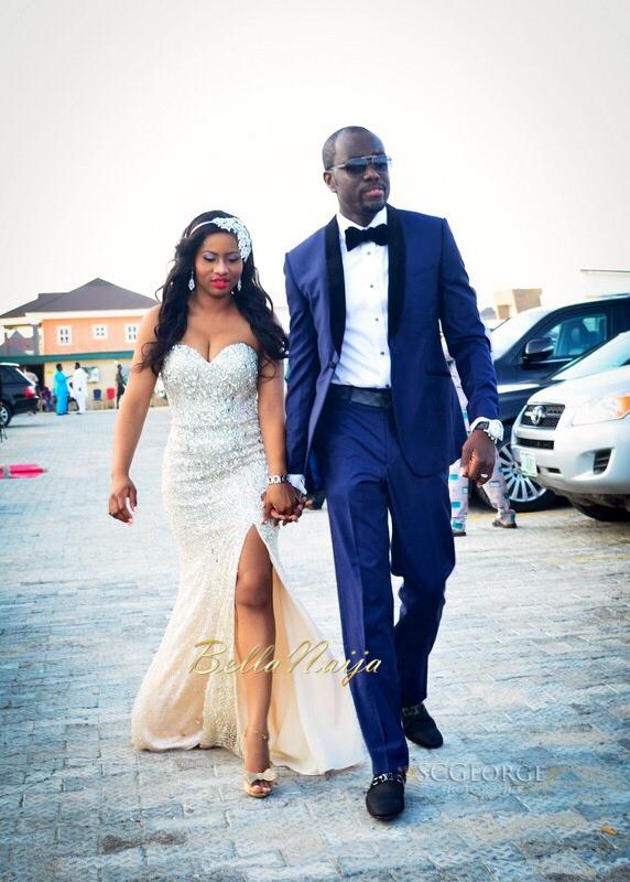 Chisom & Chete Igbo Nigerian Wedding   BellaNaija 2014 - 0414