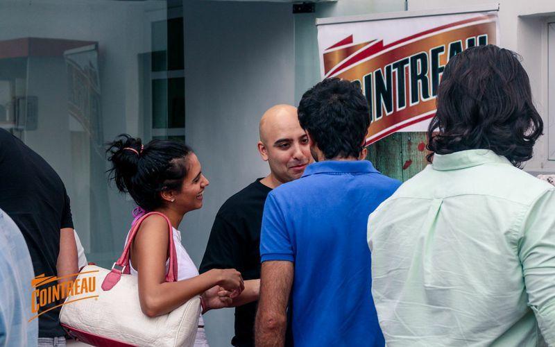 Cointreau hosts BNatural Spa Members - Bellanaija - September2014001 (15)
