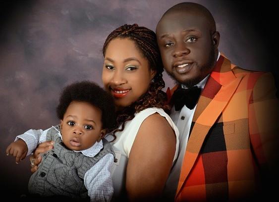 Comedian Elenu - Family