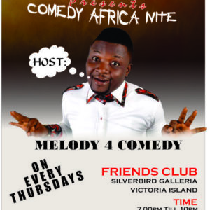Comedy African Nite