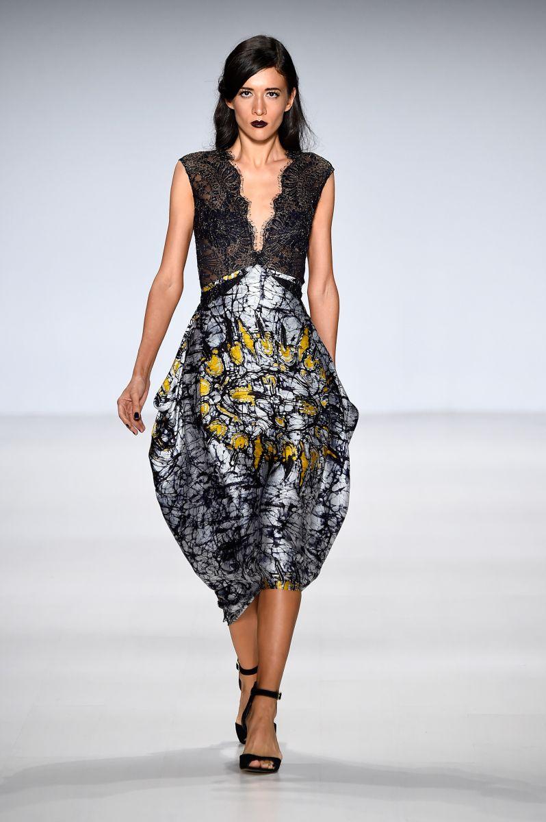 Deola Sagoe Takes New York See Her Stunning Spring Summer