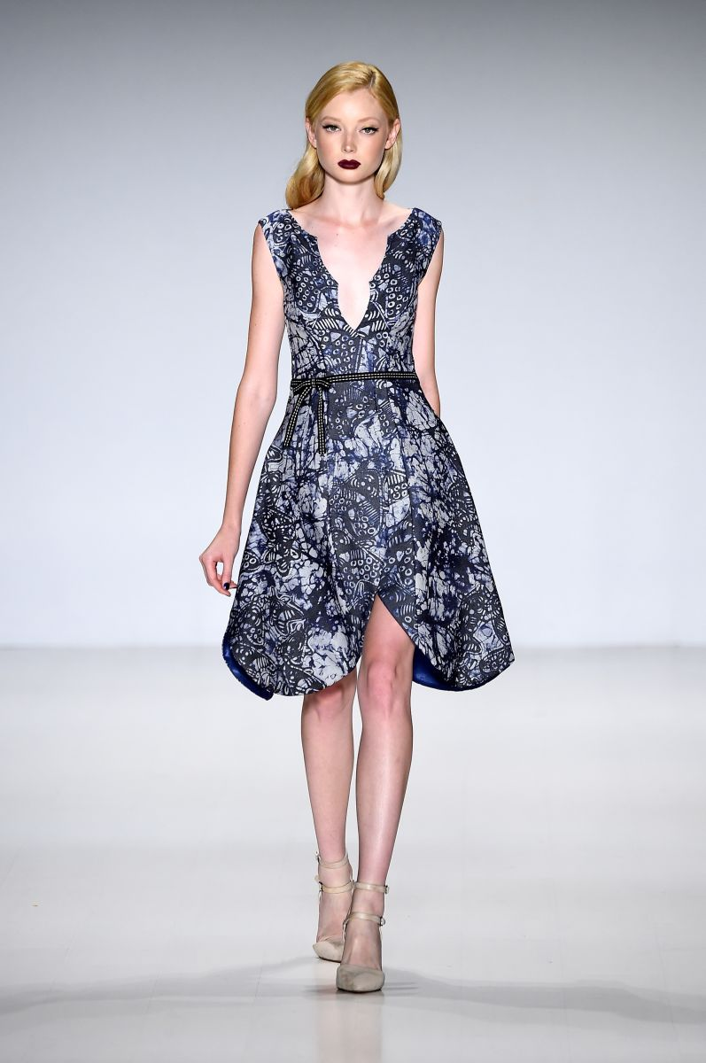 Deola Sagoe / Clan - Runway - Mercedes-Benz Fashion Week Spring 2015