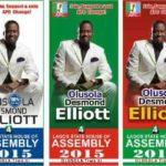 Desmond Elliot Lagos State