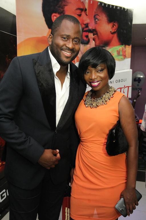 Desmond Elliot & Layole Oyatogun