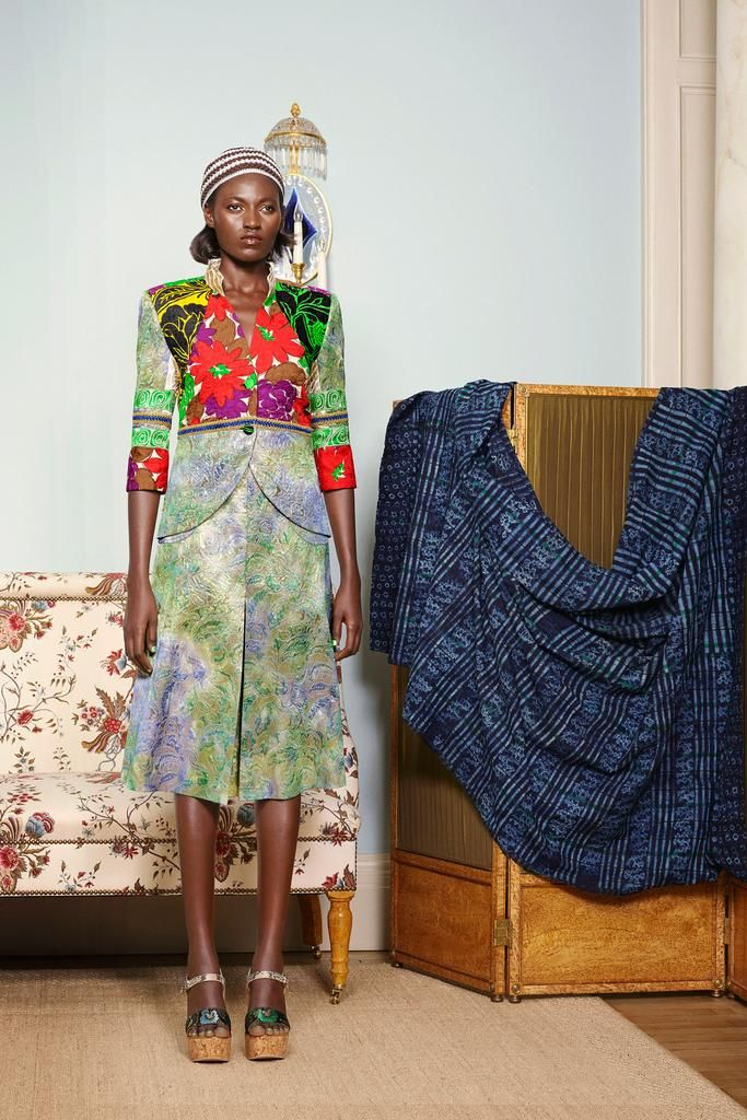 Duro Olowu Spring 2015 Ready to Wear Collection - Bellanaija - September2014016