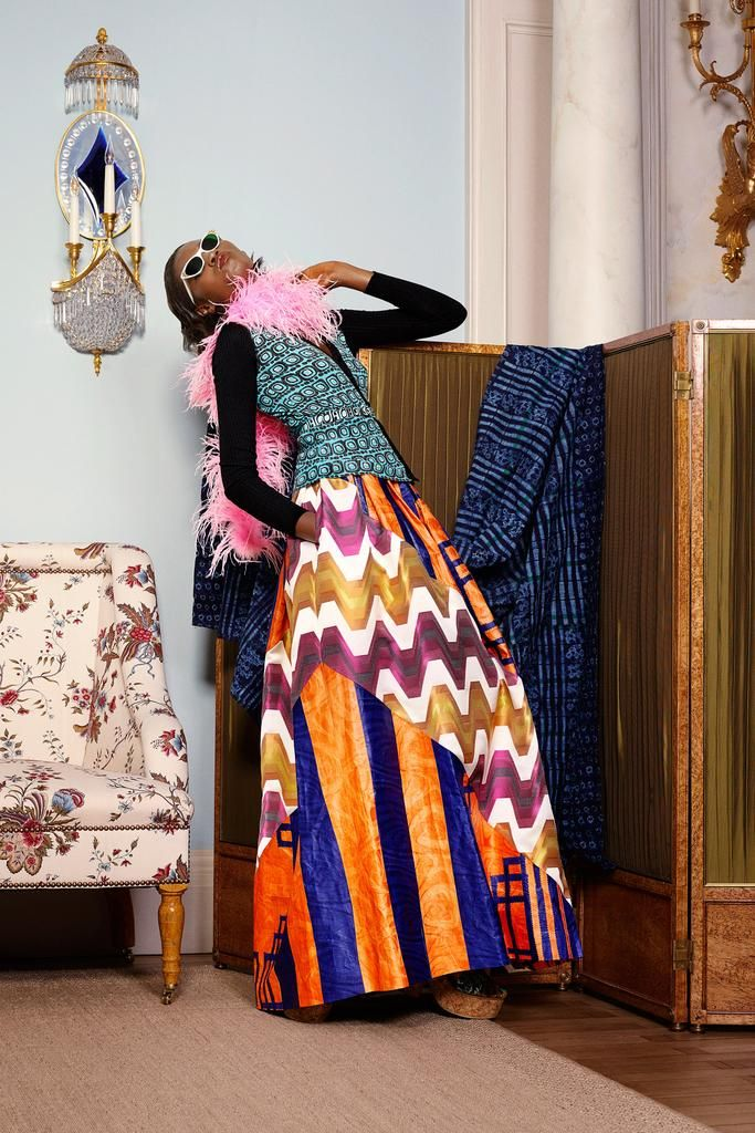 Duro Olowu Spring 2015 Ready to Wear Collection - Bellanaija - September2014019