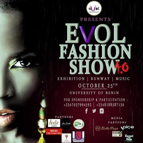 EVOL Fashion Show - Bellanaija - September 2014