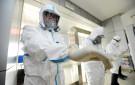 Ebola-preventing Exercise Gets Held In Zhangjiajie