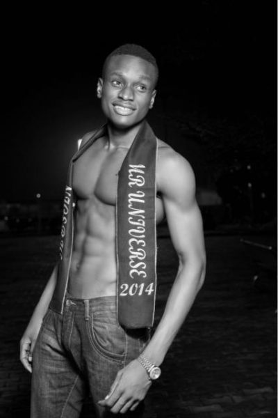 Egwuatu Francis Beacon - Mr Universe Nigeria 10