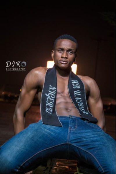 Egwuatu Francis Beacon - Mr Universe Nigeria 11