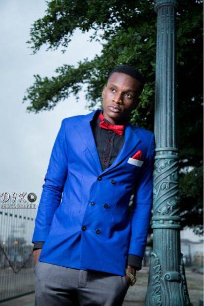 Egwuatu Francis Beacon - Mr Universe Nigeria 7