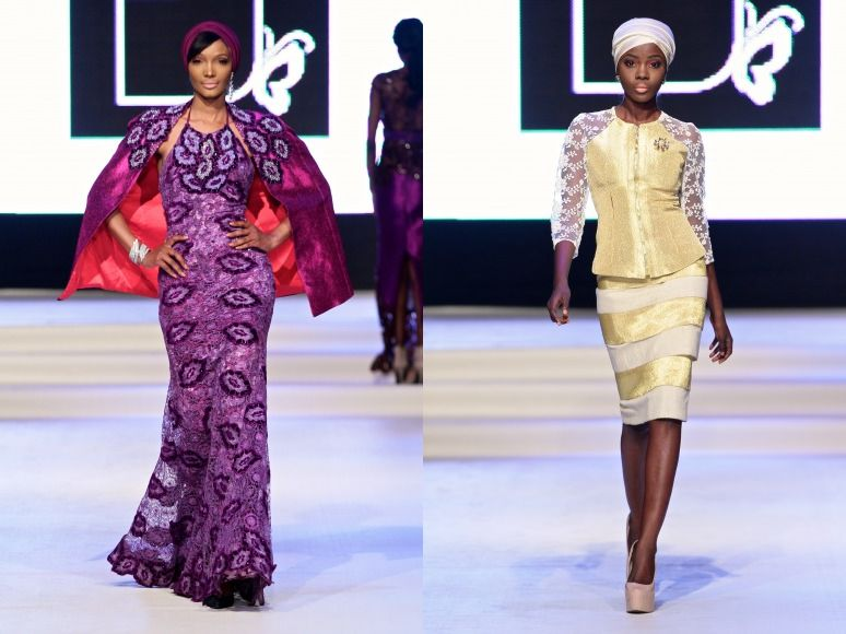 Ejiro Amos Tafiri Showcase Port Harcourt Fashion Week 2014 - Bellanaija - September2014 (20)