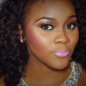 EniBaby4 makeup Tutorial - Bellanaija - September 2014