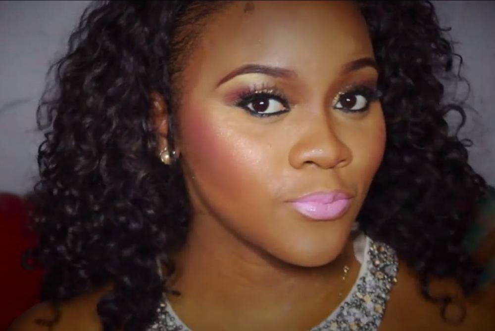 EniBaby4 makeup Tutorial - Bellanaija - September 2014