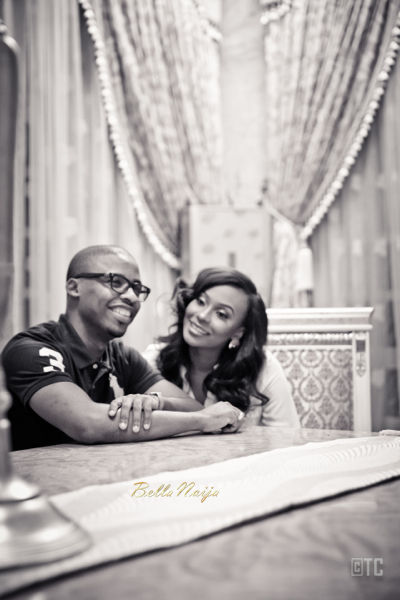 Fadila & Farid Nigerian Muslim Wedding 2014 | BellaNaija Weddings 07.144A6251