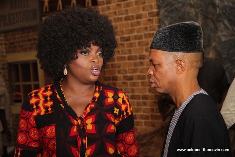 Funke Akindele & Hafiz Oyetoro