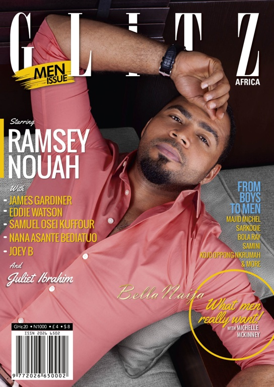 GLITZ Africa Magazine Ramsey Nouah BellaNaija 01