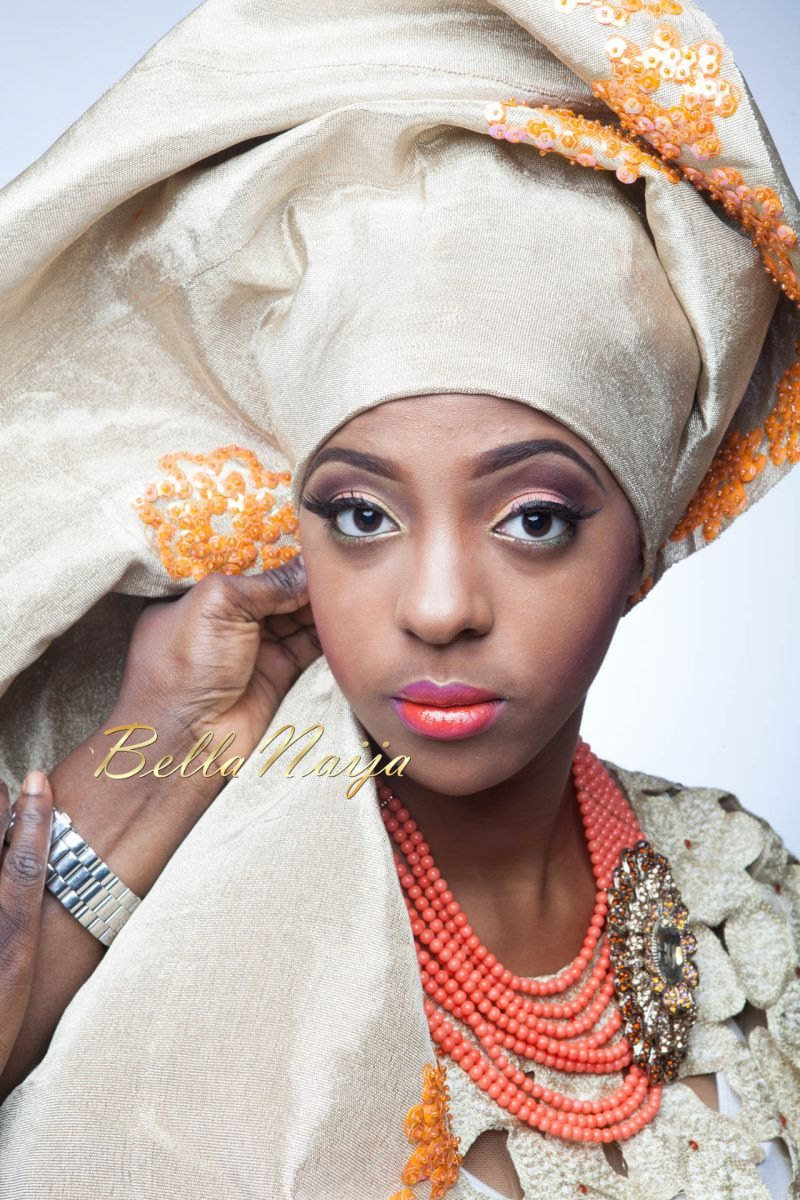 Tutorial How to Tie Gele