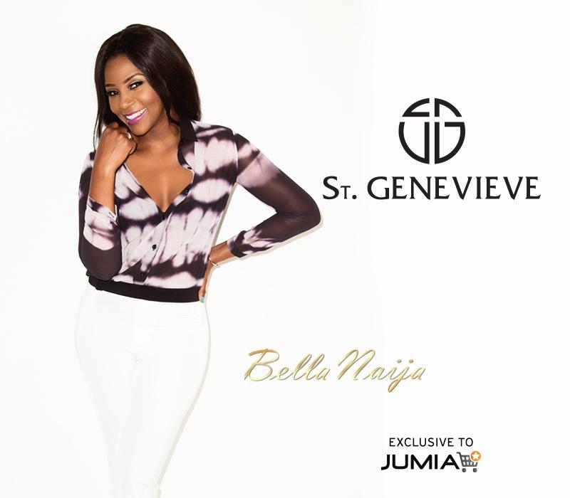 Genevieve Nnaji St Genevieve Exclusive BellaNaija1