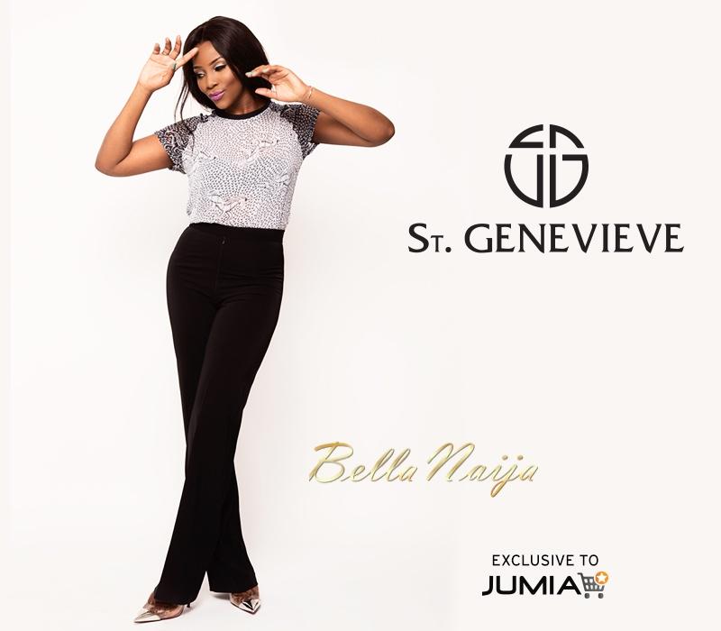Genevieve Nnaji St Genevieve Exclusive BellaNaija3