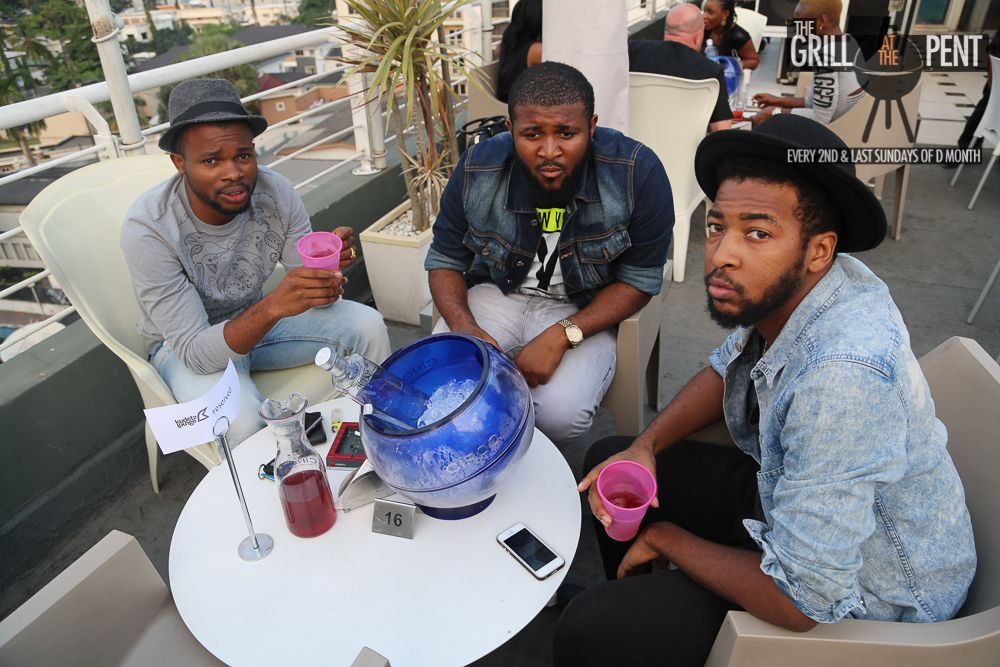 Grill at the Pent Half Time Special - Bellanaija - September2014013