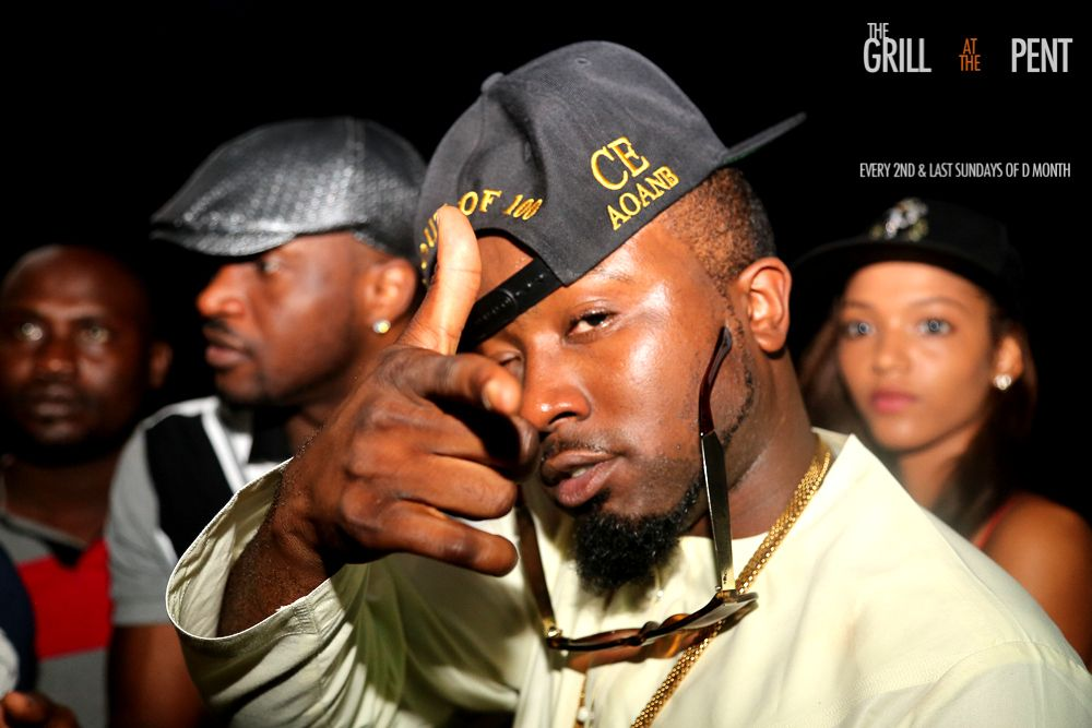Grill at the Pent Half Time Special - Bellanaija - September2014046