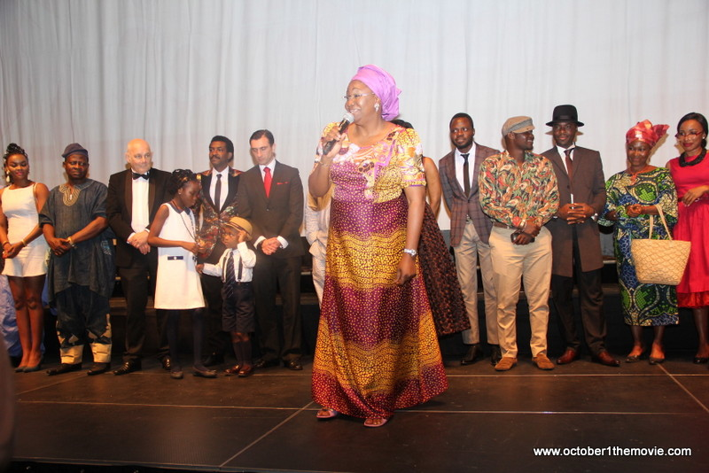 First Lady Of Lagos State, Abimbola Fashola