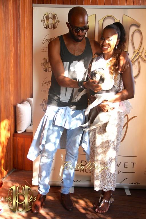 Chin Okeke & Cuppy