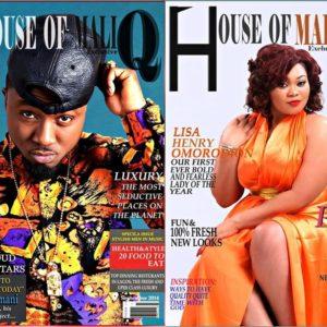 House of maliq september 2014 magazine cover