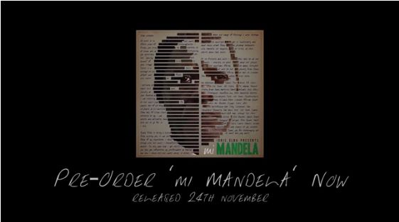 Idris Elba for mi Mandela Album - Bellanaija - September 2014