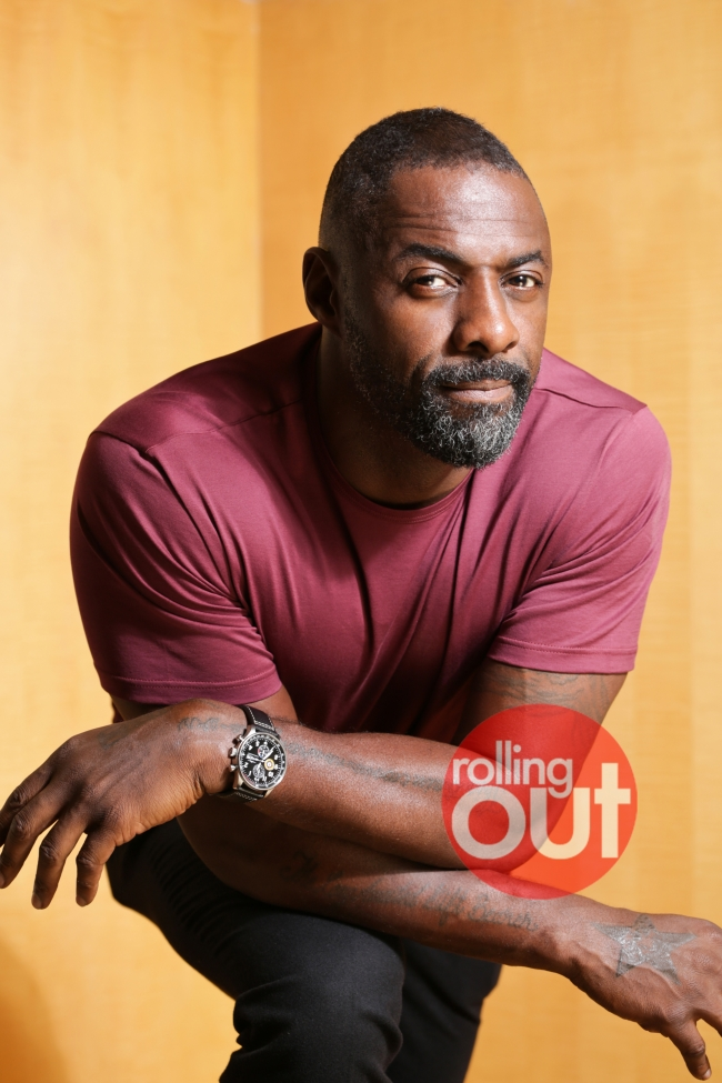 Idris Elba on Rolling Out Magazine on BellaNaija.com 02