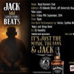 Jack & The Beats - Bellanaija - September 2014