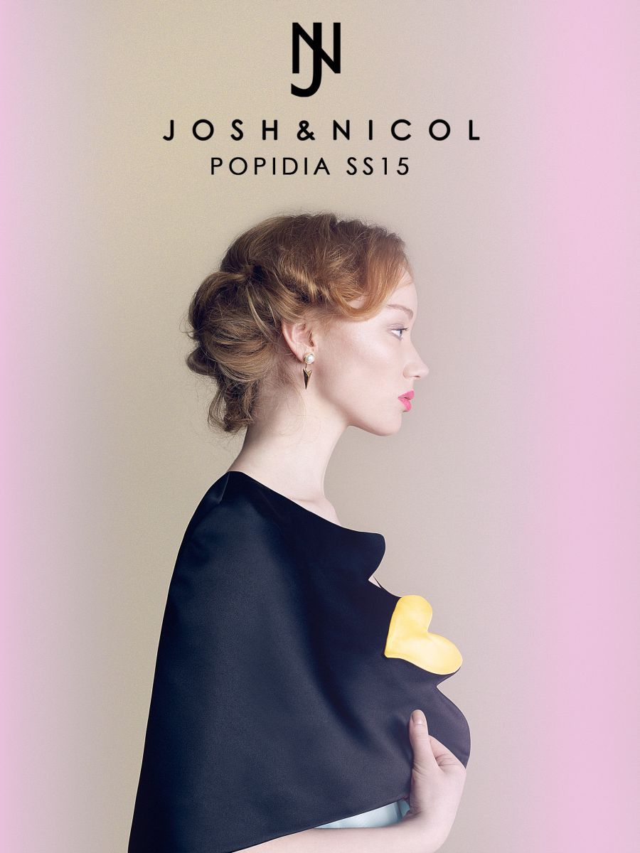 Josh & Nicol Spring Summer 2014 Popidia Collection Lookbook - Bellanaija - September2014002
