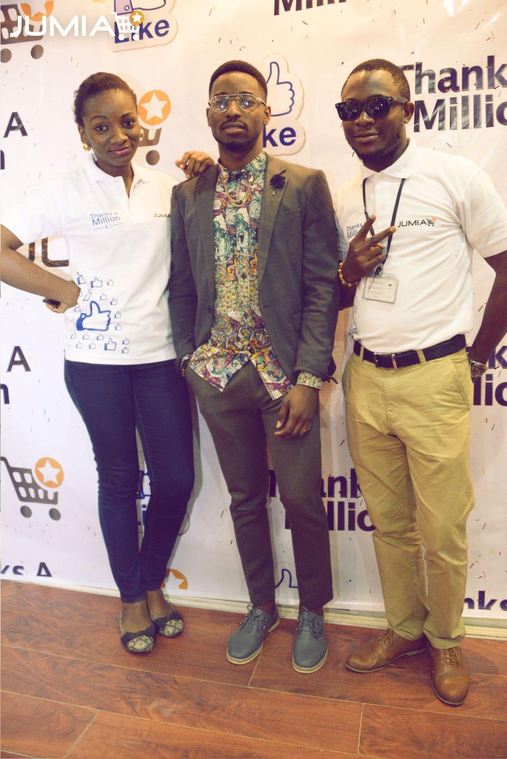 Jumia Nigeria hosts Facebook Followers - Bellanaija - September 2014 (4)