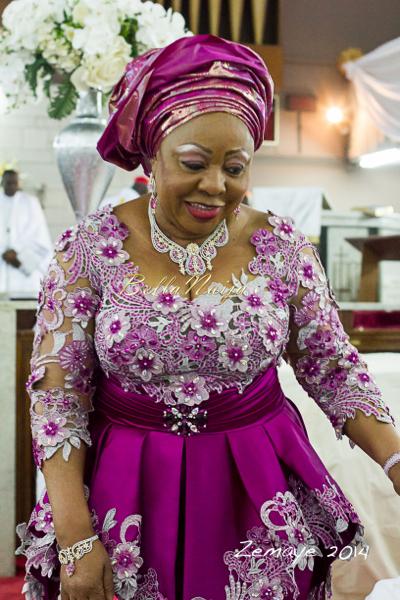 Koko Ita Giwa & Chimaobi White Wedding | Zemaye | BellaNaija 0002
