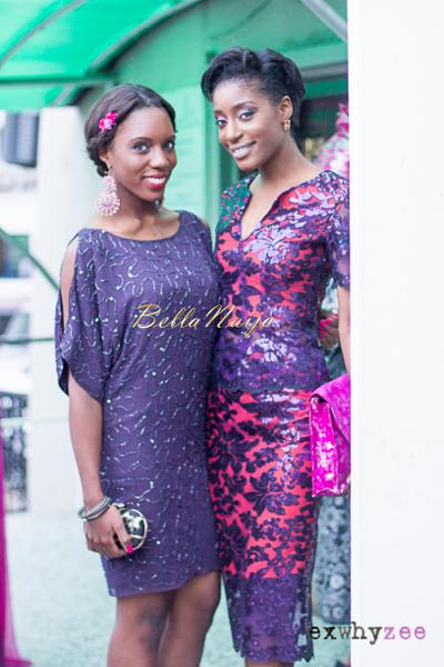 Koko Ita Giwa & Chimaobi White Wedding | Zemaye | BellaNaija 0006