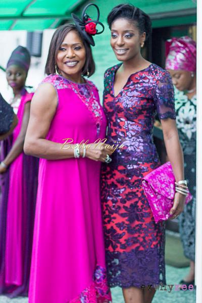 Koko Ita Giwa & Chimaobi White Wedding | Zemaye | BellaNaija 0007