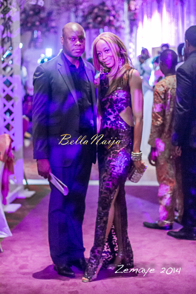 Koko Ita Giwa & Chimaobi White Wedding | Zemaye | BellaNaija 0010