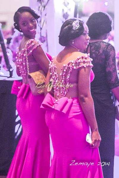 Koko Ita Giwa & Chimaobi White Wedding | Zemaye | BellaNaija 0012