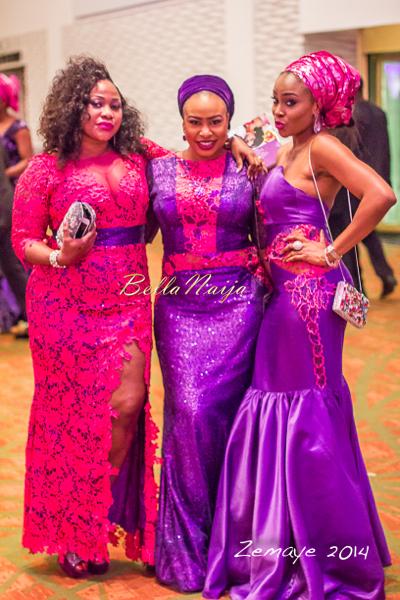 Koko Ita Giwa & Chimaobi White Wedding | Zemaye | BellaNaija 0014