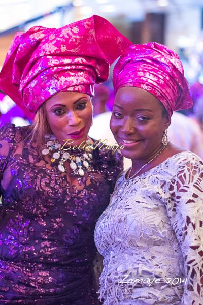 Koko Ita Giwa & Chimaobi White Wedding | Zemaye | BellaNaija 0016