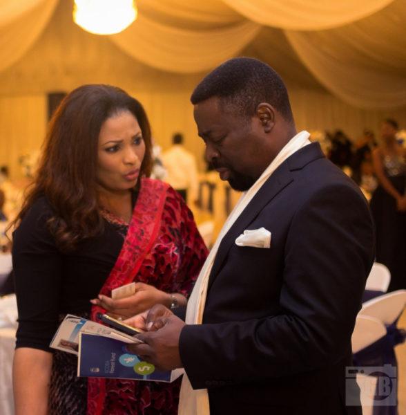 Ibidun Ighodalo & Dr. Leke Oshunniyi