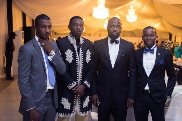 Jide Balogun, May-D, Audu Maikori & Peter Nwagbogu