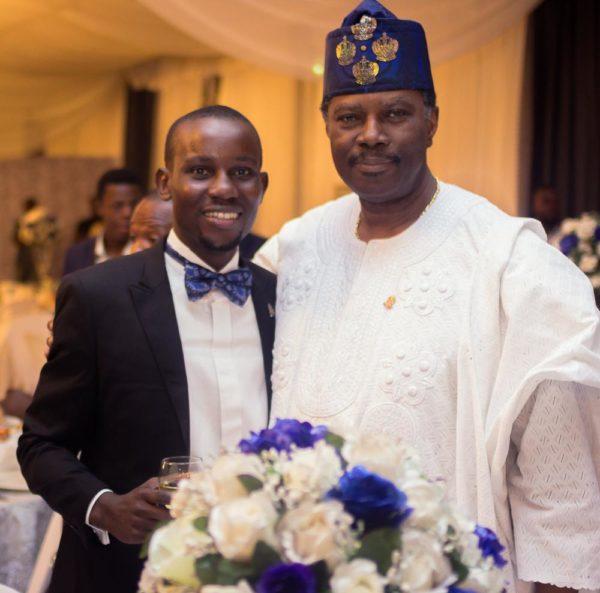 Peter Nwagbogu & Prince Dr. Bolu Akin-Olugbade
