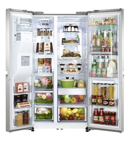 LG Door-in-Door Refrigerator - Bellanaija - September2014001